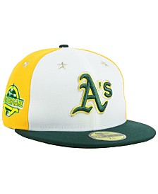 New Era Oakland Athletics All Star Game Patch 59FIFTY FITTED Cap
