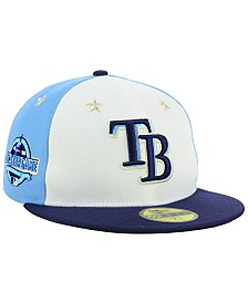 New Era Tampa Bay Rays All Star Game Patch 59FIFTY FITTED Cap