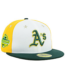 New Era Boys' Oakland Athletics All Star Game w/Patch 59FIFTY FITTED Cap