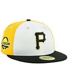 New Era Boys' Pittsburgh Pirates All Star Game w/Patch 59FIFTY FITTED Cap