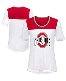 Outerstuff Ohio State Buckeyes Tailback T-Shirt, Girls (4-16)
