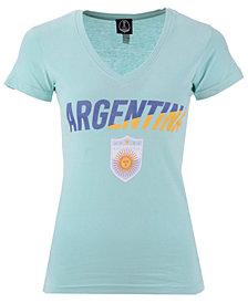 Fifth Sun Women's Argentina National Team Gym Wedge World Cup T-Shirt