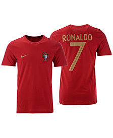 Nike Men's Cristiano Ronaldo Portugal National Team Player T-Shirt