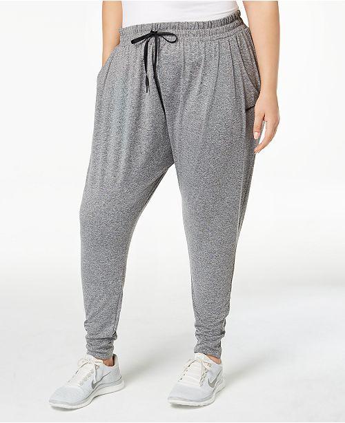 38bc29cf9ee5 Nike Plus Size Dry Training Pants   Reviews - Pants   Capris - Plus ...