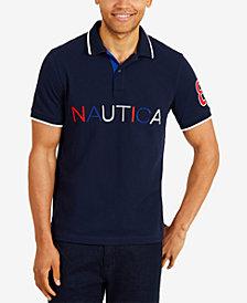 Nautica Men's Logo Polo, Created for Macy's