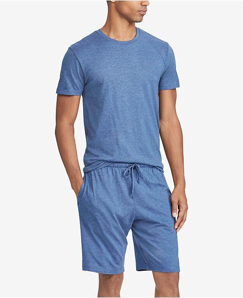 d0005a886f Polo Ralph Lauren Men's Supreme Comfort Sleep T-Shirt & Reviews ...