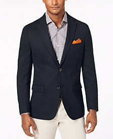 Tommy Hilfiger Men's Modern-Fit TH Flex Stretch Sport Coat