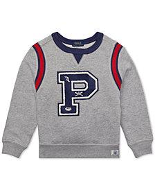 Polo Ralph Lauren Big Boys French Terry Cotton Sweatshirt