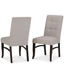 CLOSEOUT! Oakdan Dining Chair, Set of 2