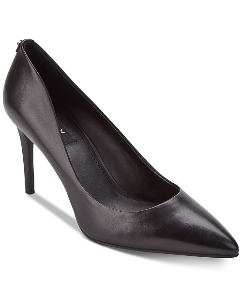 daa907bf8d DKNY Letty Pumps, Created for Macy's & Reviews - Pumps - Shoes - Macy's