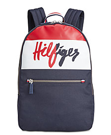 Tommy Hilfiger Shaw Nylon Backpack, Created for Macy's