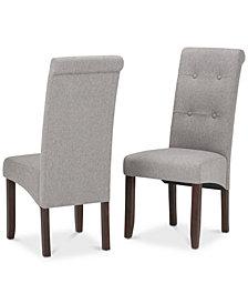 Verona Dining Chair (Set of 2), Quick Ship