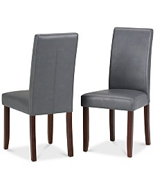Avery Dining Chair (Set of 2), Quick Ship