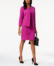Le Suit Flyaway Jacket & Dress Suit