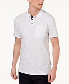 A|X Armani Exchange Men's Mini-Logo Polo