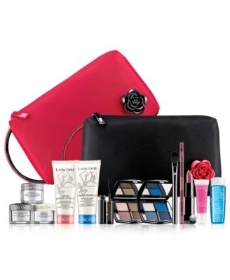 FREE 7-Pc. Gift with $35 Lancôme purchase - choose 6 beauty ...