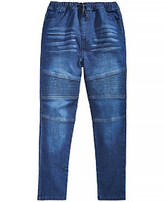 d6c734066d8dd6 Epic Threads Big Boys Drawstring Jeans, Created for Macy's