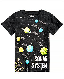 Epic Threads Toddler Boys Solar System-Print T-Shirt, Created for Macy's