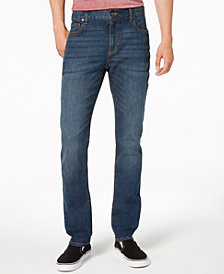 American Rag Men's Russell Slim-Fit Stretch Jeans, Created for Macy's