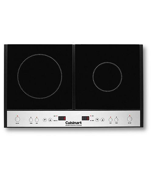 Cuisinart ICT-60 Double Induction Cooktop