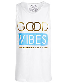 Men's Good Vibes Tank Top