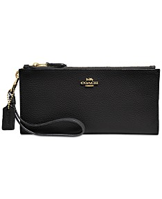 20069487 COACH Wallets and Wristlets - Macy's
