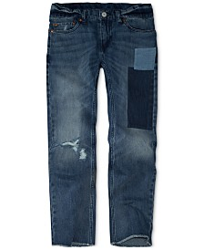 Levi's® Big Boys 511™ Slim-Fit Warp Stretch Patches Jeans