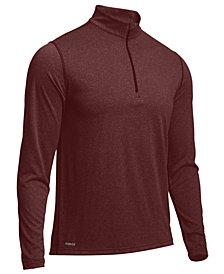 EMS® Men's Techwick® Essentials ¼-Zip Sweatshirt