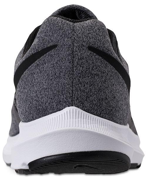 buy popular e5d3d 23d79 ... Nike Men s Run Swift Running Sneakers from Finish ...