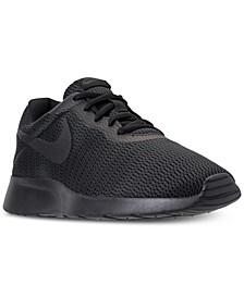 Men's Tanjun Wide Width Casual Sneakers from Finish Line