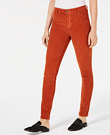 Free People Long and Lean Corduroy Jeggings