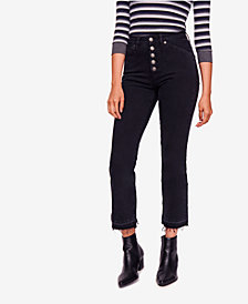 Free People The Dylan High-Rise Bootcut Jeans