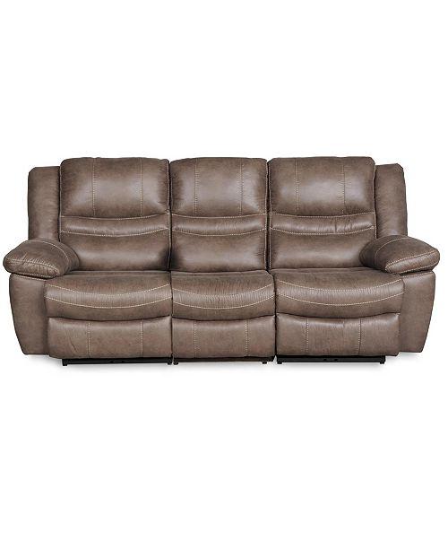 Chelsea Home Furniture Liam Manual Reclining Sofa