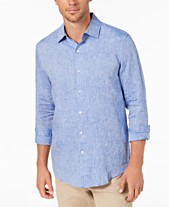 39289849f36 Men s Linen Shirts  Shop Men s Linen Shirts - Macy s