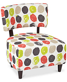 Filone Accent Chair, Quick Ship