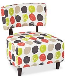 Filone Accent Chair, Quick Ship