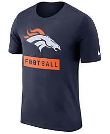 Nike Men's Denver Broncos Legend Football Equipment T-Shirt