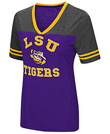 Colosseum Women's LSU Tigers Whole Package T-Shirt