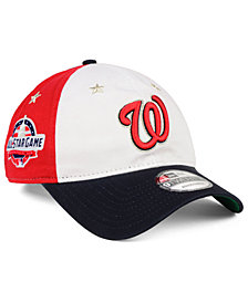 New Era Washington Nationals All Star Game 9TWENTY Strapback Cap 2018