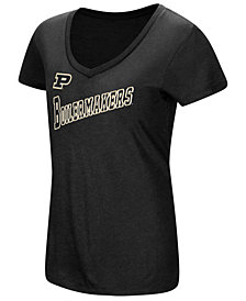 Colosseum Women's Purdue Boilermakers Big Sweet Dollars T-Shirt