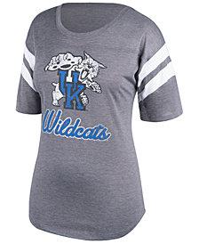 J America Women's Kentucky Wildcats Field Goal T-Shirt