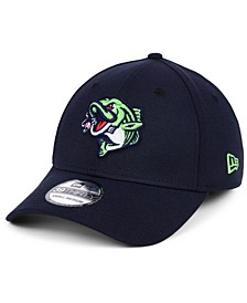 Gwinnett Stripers Classic 39THIRTY Stretch Fitted Cap