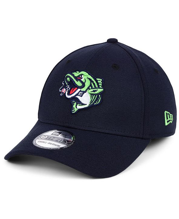 New Era Gwinnett Stripers Classic 39THIRTY Stretch Fitted Cap