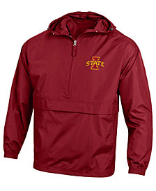 Champion Men's Iowa State Cyclones Packable Windbreaker Jacket
