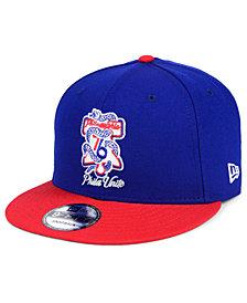 New Era Philadelphia 76ers Tone Local 9FIFTY Snapback Cap