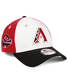 New Era Arizona Diamondbacks All Star Game 39THIRTY Stretch Fitted Cap 2018