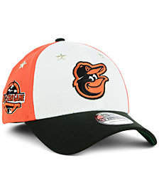 New Era Baltimore Orioles All Star Game 39THIRTY Stretch Fitted Cap 2018