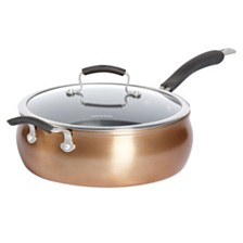 """Epicurious 11"""" 6 Qt. Covered Jumbo Cooker"""