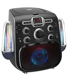 iLive Bluetooth Karaoke with Water Show