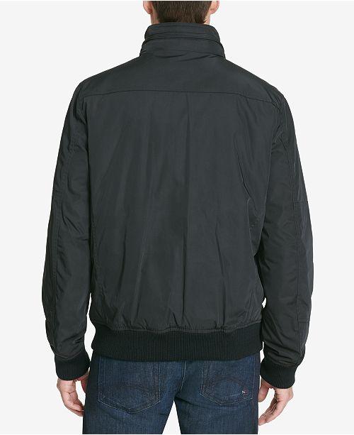 1f3704832b5b Tommy Hilfiger Men s Four-Pocket Performance Jacket - Coats   Jackets - Men  - Macy s